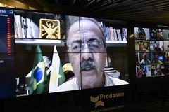 Sessão Deliberativa Remota do Congresso Nacional