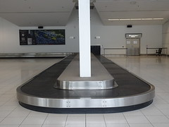 Baggage Carousel is Still