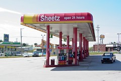 Sheetz in Breezewood, Pennsylvania [02]