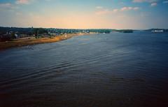 Mississippi River at Clinton, Iowa