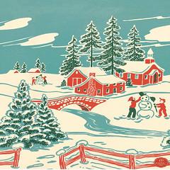 Winter Wonderland [Landhaus]