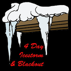 4-Day IceStorm Blackout
