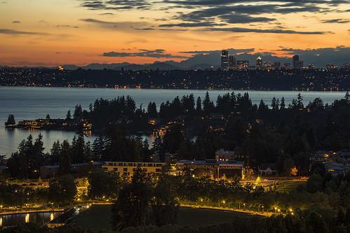 Seattle Summer Evenings