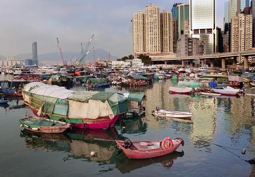 Causeway Bay. Hong Kong.