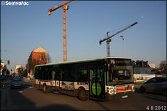 Irisbus Citélis Line – RATP (Régie Autonome des Transports Parisiens) / STIF (Syndicat des Transports d'Île-de-France) n°3160