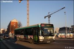 Irisbus Agora Line – RATP (Régie Autonome des Transports Parisiens) / STIF (Syndicat des Transports d'Île-de-France) n°8406