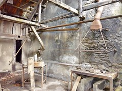 Urbex, usine du Bocard d'Eylie, Ariege