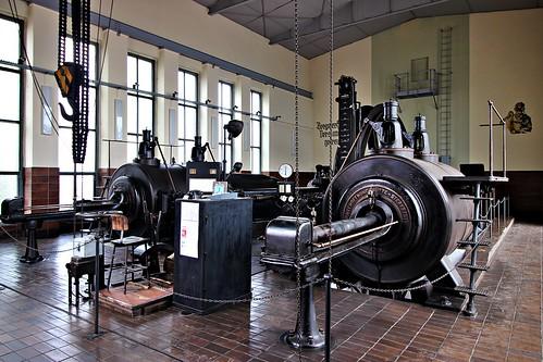 Kaiserin-Augusta-Schacht/VEB Steinkohlenwerk Karl Liebknecht (Bergbaumuseum Oelsnitz/Erzgebirge)