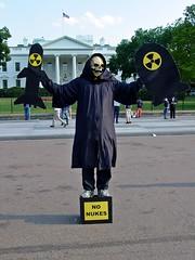 No Armageddon for Bush demonstration, June 6, 2006