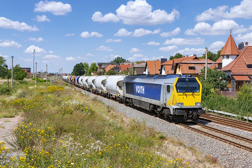 Baalberge, 23 juli 2020 | Stock Transport 264 003