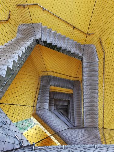 Treppenturm am Mittelberg bei Nebra