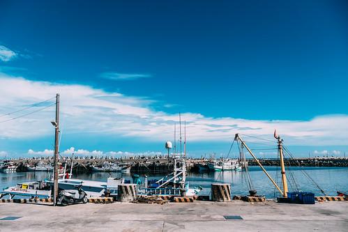 澎湖,漁港
