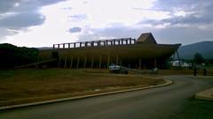 Evan Almighty ark set, June 24, 2006