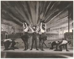 Les Amants eternels, Borovansky Ballet, ca. 1951, Royce Rees
