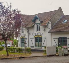 La Neuville.- Restaurant du leu pindu