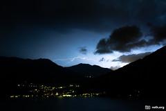 Lightning over Osteno