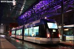 Bombardier TVR (Transport sur Voie Réservée) – Keolis Caen / Twisto n°516