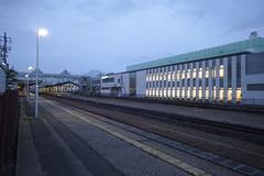 北見市立中央図書館はJR北見駅直結