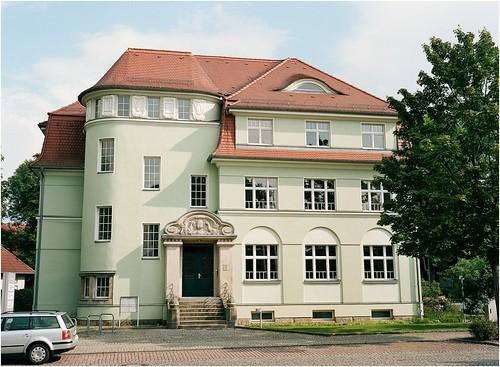 Gewerbeschule Coswig/Sachsen
