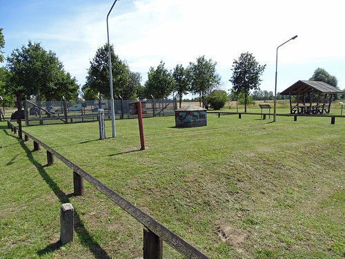 Former DDR-border near Aulosen
