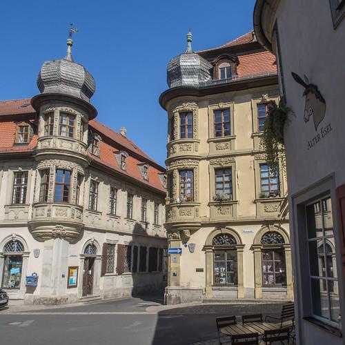 Barocke Handelshäuser