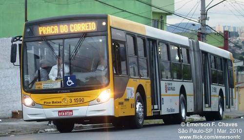 Consórcio Plus | Viação Itaim Paulista - 3 1590