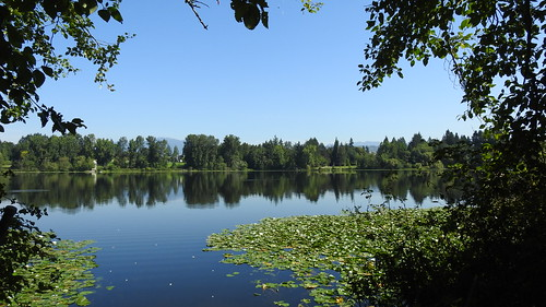 Burnaby's Deer Lake