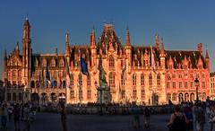 The Provinciaal Hof, Bruges, Belgium