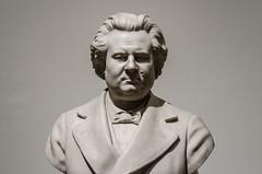 Buste d'Amable Ricard, 1877, Baptiste Baujault