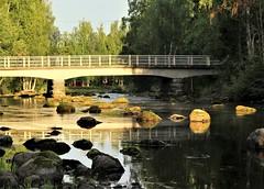 Empty rapids