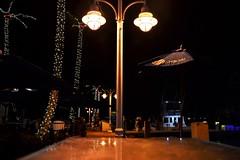 Sailtfish Marina Christmas lights. Nickon D3100. DSC_0141