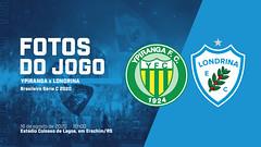 16-08-2020: Ypiranga-RS x Londrina