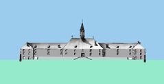Louisbourg Hospital-Front