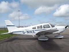 G-NIKE Piper Cherokee Archer II 28 (Met Aviation Ltd)