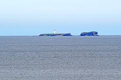 Louisbourg-08932 - Flint Island Lighthouse