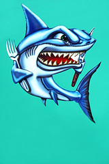 Main-A-Dieu-08930 - Hungry Shark