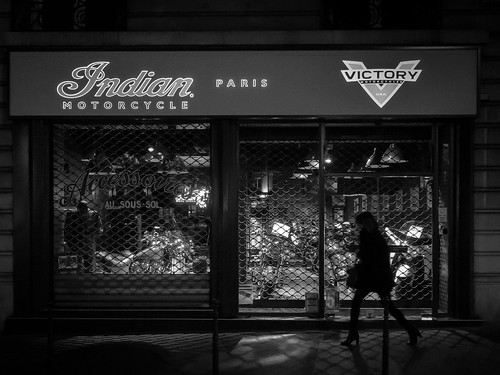 In a Hurry, Paris [Explore]