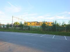 Plasser & Theurer Bane Nor maintenance train