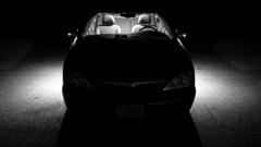 Mercury Sable with ground lighting illuminated [02]