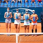 Lucie Hradecka, Kristyna Pliskova, Monica Niculescu, Raluca Olaru