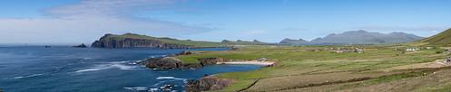 Clogher Strand beach on Dingle Peninsula, Ireland