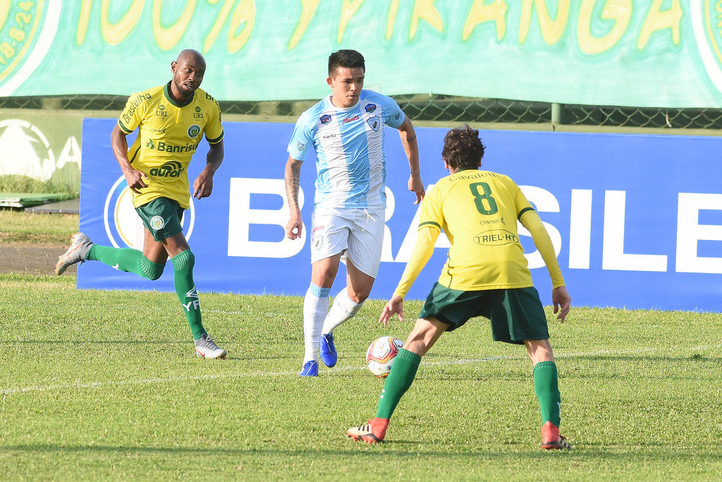Ypiranga-RS x Londrina