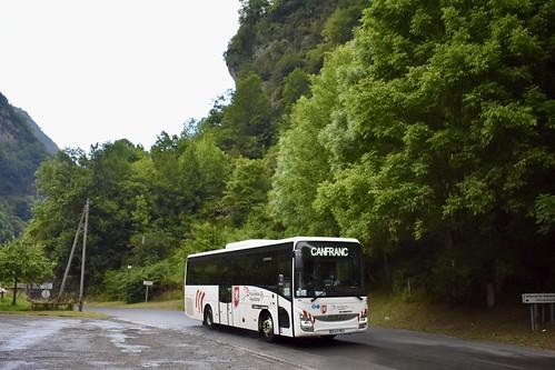 Etsaut - Iveco Bus Crossway - 24/06/20
