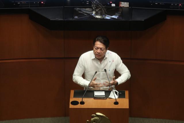 28/07/2020 Tribuna Diputado Mario Delgado Carrillo