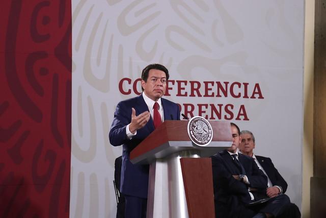 22/07/2020 Presentación De Iniciativa Para Reforma Al Sistema De Pensiones