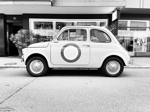 Fiat Cinquecento 1972