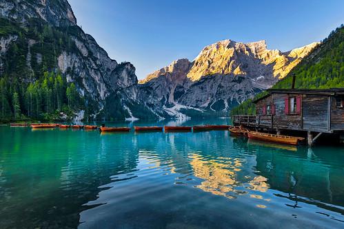 Lago di Braies (on Explore - 18/8/2020)