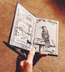 My New Sketch Book, Drawings 2020. Jmsw.