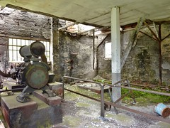 Urbex, Mines de Bentaillou, Ariege