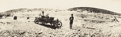 Model T Ford Utility, 1st Light Car Patrol (Australia), 1916-1918, James Allan Chauvel, State Library of New South Wales
